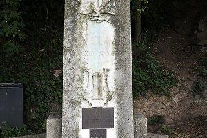 monument in Montserrat