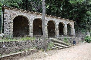 architectural monument of Montserrat