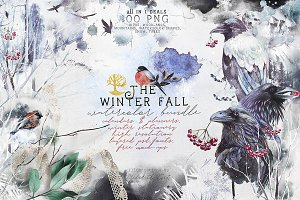 Winter fall bundle. all in 1