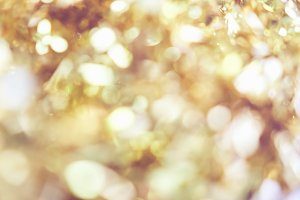 Blur background of gold color.