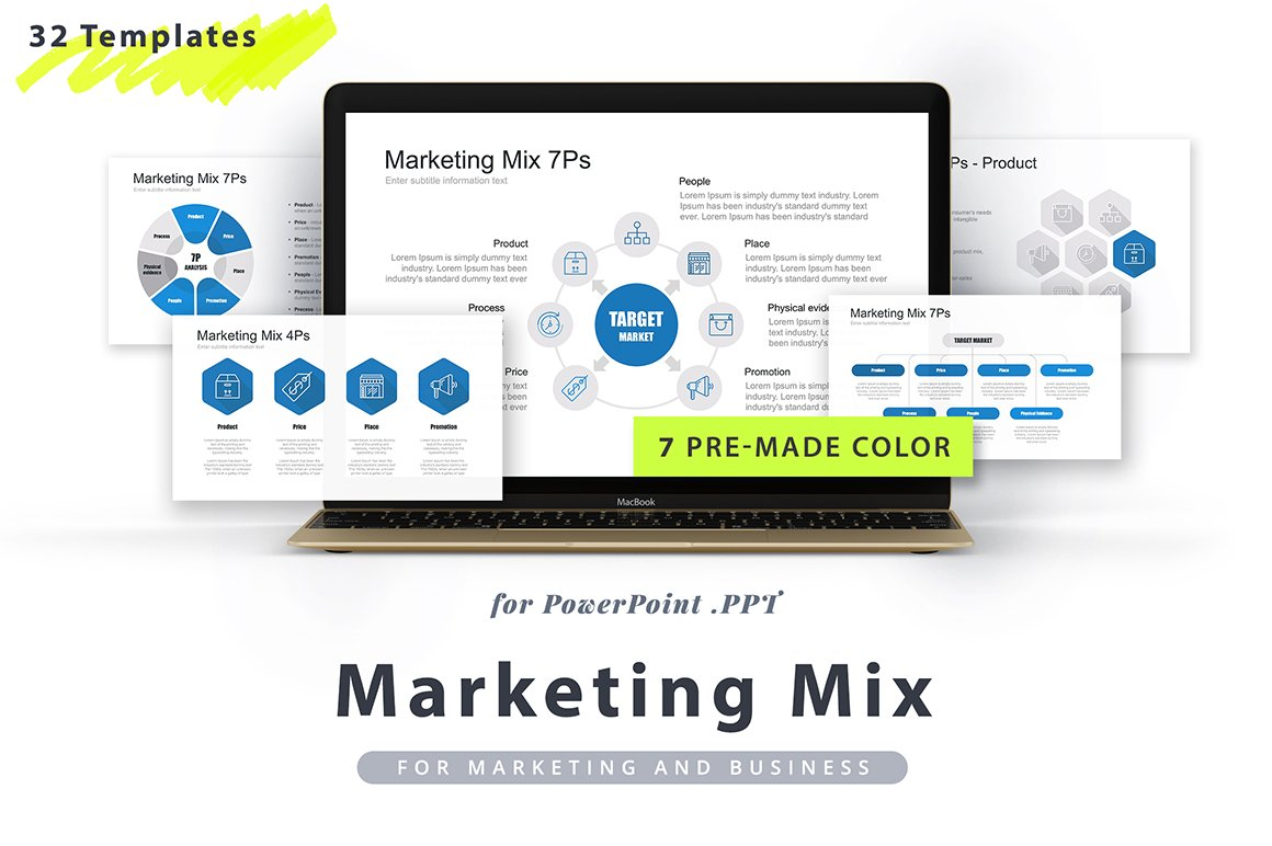 Pharmacology powerpoint templates choice image templates example medical powerpoint template presentation templates creative market marketing mix ppt template alramifo choice image toneelgroepblik Images