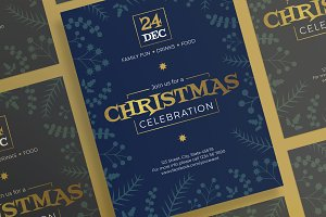 Posters | Christmas Celebration