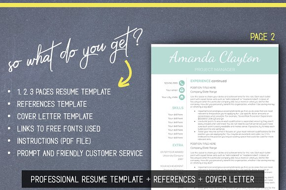 minimalist resume template pc mac resume templates creative