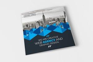 Square Tri-Fold Brochure