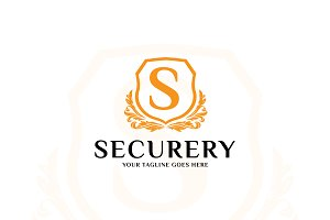 securery – Logo Template