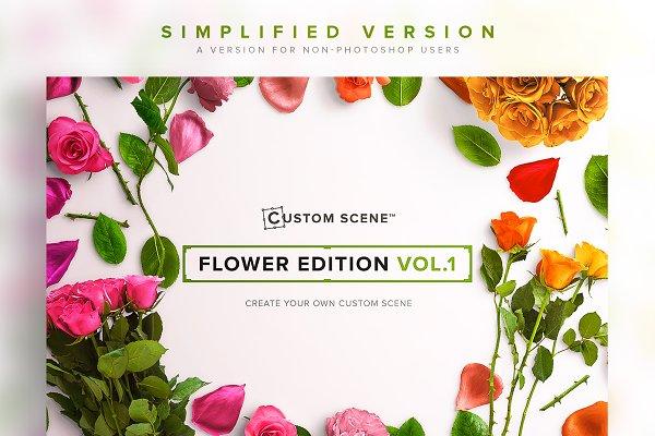 Simplified - Flower Ed. Vol. 1