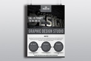 Design Studio Flyer V702