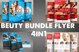 Beuty Bundle Flyer 4in1