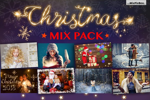 ❄ Christmas ❄ Mix PACK ❄