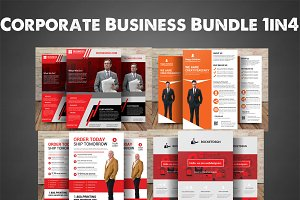 Corporate Business Bundle 4