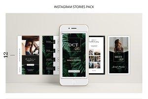 FERNS Instagram Stories Pack