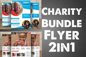 Charity Bundle Flyer 2in1
