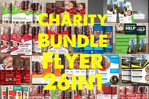 Charity Bundle Flyer 26in1