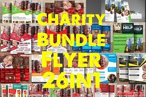 Charity Bundle Flyer 26in1