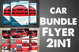 Car Bundle FLyer 2in1