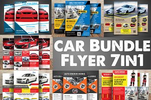 Car Bundle 7in1 Flyer