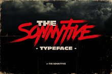 THE SONNYFIVE typeface