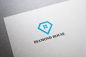 Diamond House Logo