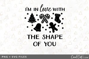 Shape of You SVG/PNG Graphic