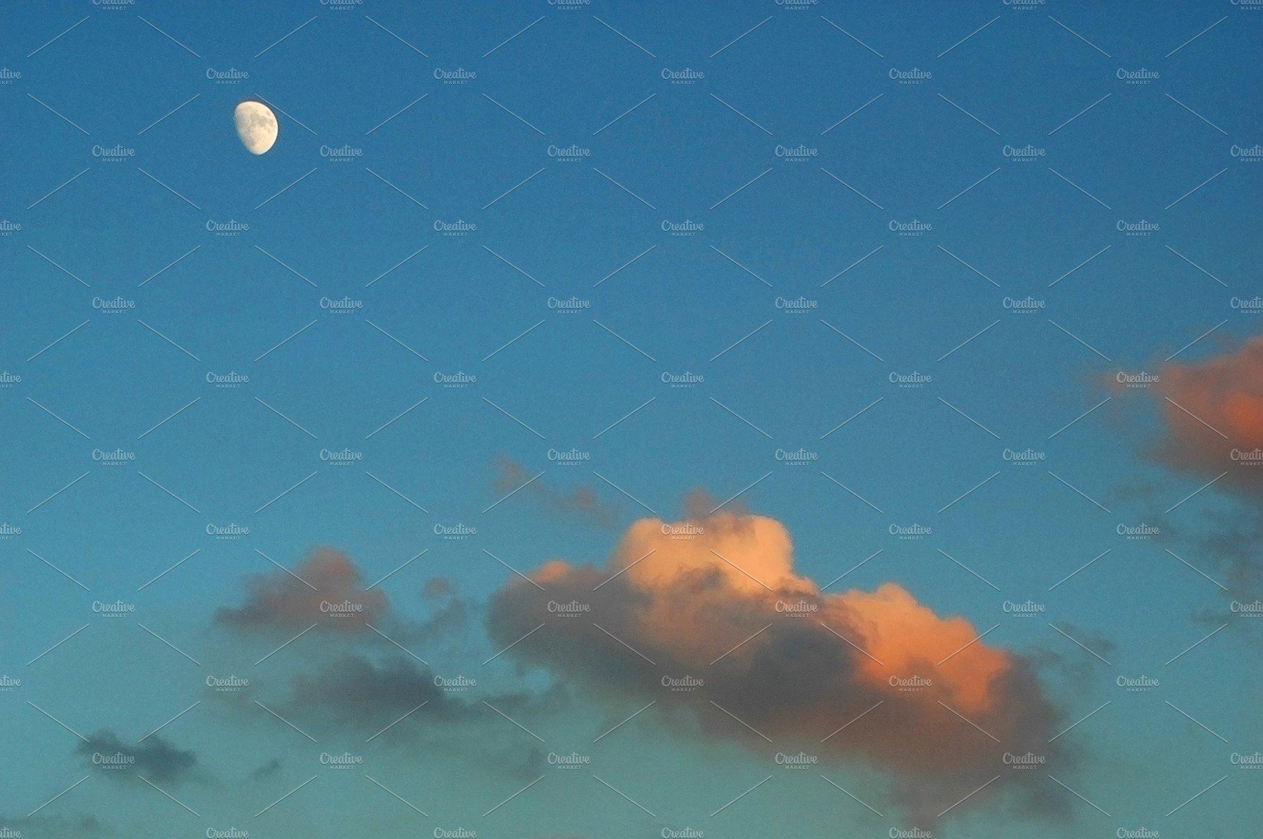 moon daylight high quality nature stock photos creative market moon daylight