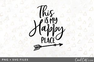 This is my Happy PlacSVG/PNG Graphic