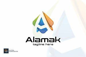 Alamak / Letter A - Logo Template