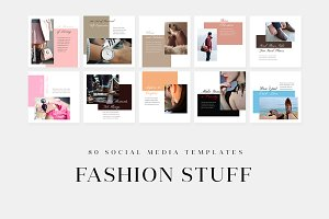 Fashion Stuff - Social Media