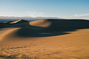 Dunes in the Desert II