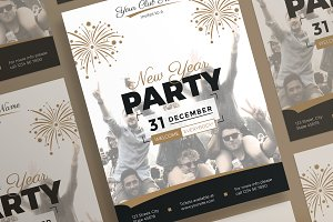 Posters | New Year Party