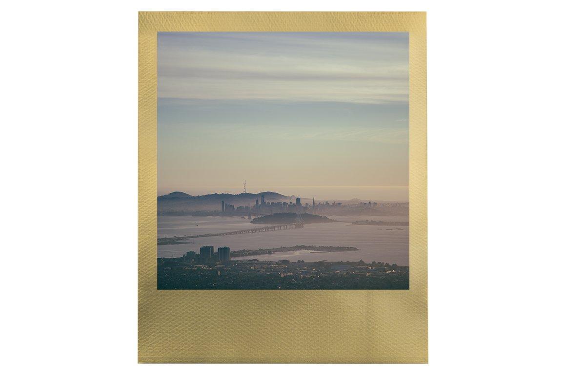 White Polaroid Frame PSD Mockup ~ Product Mockups ~ Creative Market