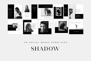 Shadow - Social Media Templates