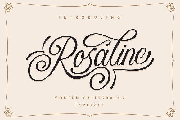 Rosaline Update