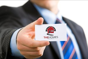 The Homes Logo