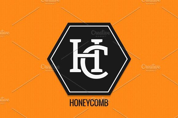 Honey Comp Logo Design