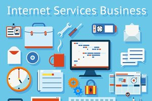 Internet Service Business