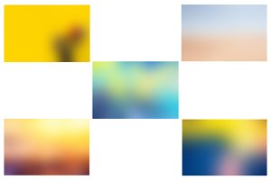 10 Gradient backgrounds