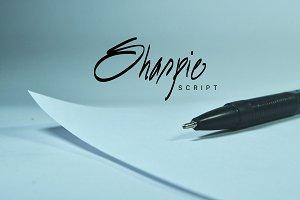 Sharpie Script