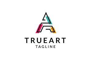 True Art - A Logo