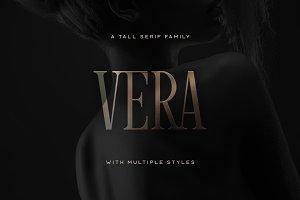 Vera Typeface