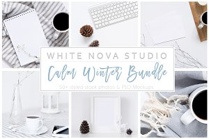 Calm Winter Bundle