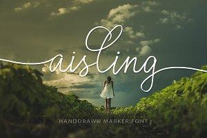 Aisling Font.