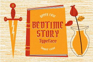 Bedtime Story Typeface