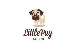 Pug - Dog Logo