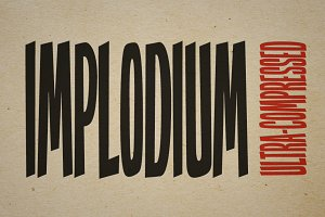 Implodium Ultra Compressed