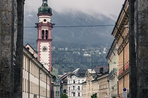 Gate to the heart of Innsbruck