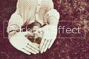 Dark Evil Effect