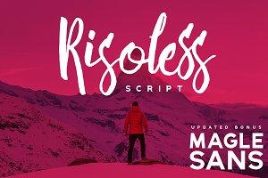 Risoless Script
