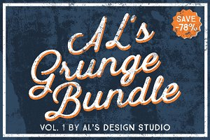 AL's Grunge Bundle Vol. 1