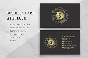 Luxury Business Card