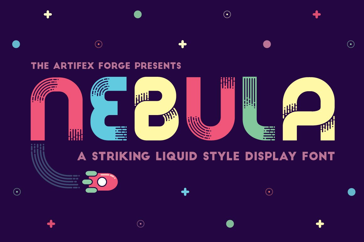 20 Stellar Fonts from Outer Space ~ Creative Market Blog